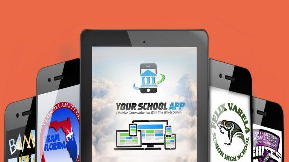 School App Designs