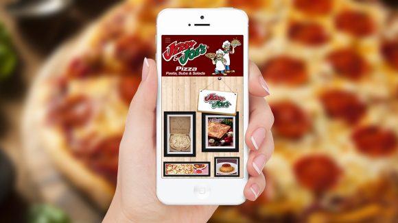 Restaurant App Design